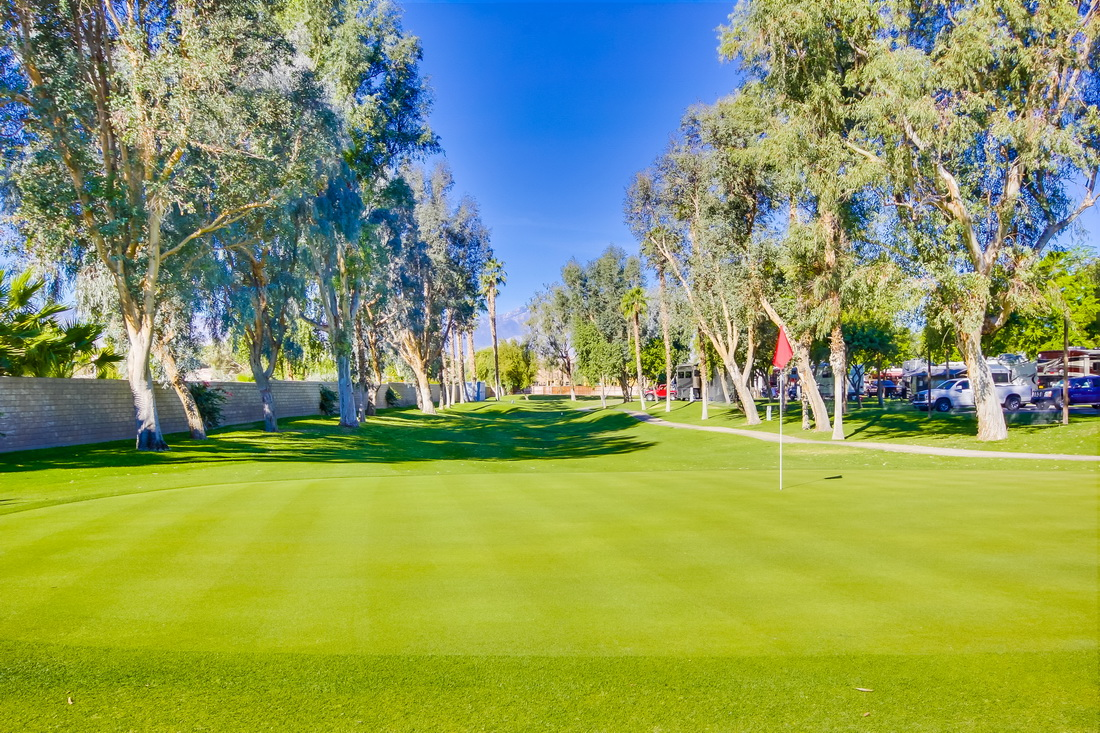 55 Plus Manufactured Homes Communities in Palm Springs